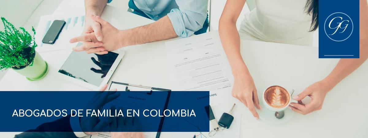 Abogados de familia en Colombia