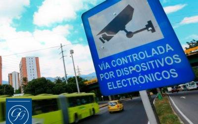 ¿Como eliminar Fotodetecciones o Fotomultas en Colombia?